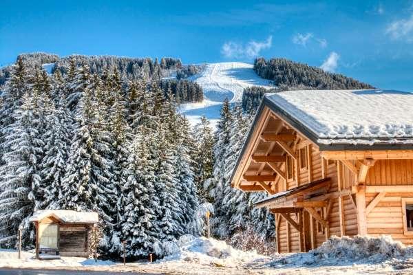 Location Hébergement Montagne 2