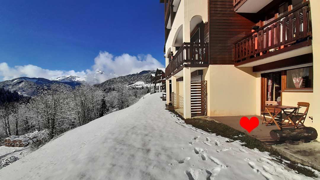 Location Hébergement Montagne 1