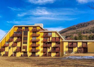 Location Hébergement Montagne 36